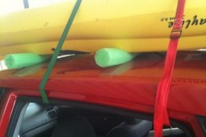 Tie Down Your Kayak The Right Way Seawolf Kayak