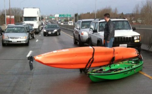 Tie Down Your Kayak The Right Way Seawolf Kayak